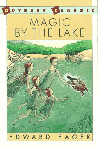 9780152504441: Magic by the Lake (Odyssey Classic)
