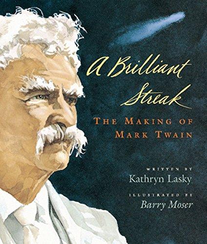9780152521103: A Brilliant Streak: The Making of Mark Twain