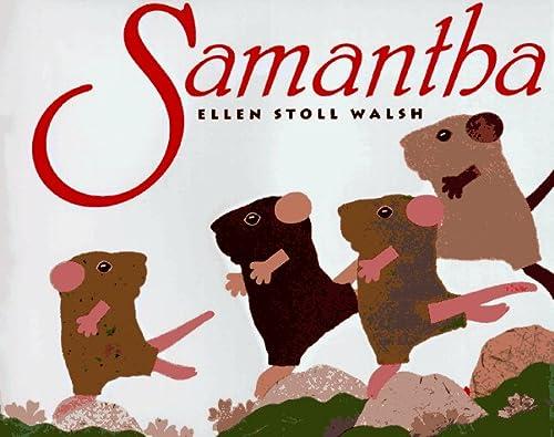 Samantha (0152522646) by Walsh, Ellen Stoll