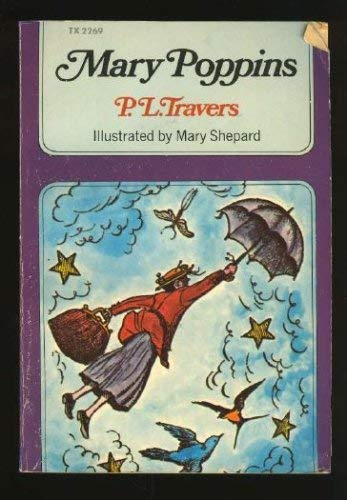 9780152524098: Mary Poppins (A Voyager/HBJ book)