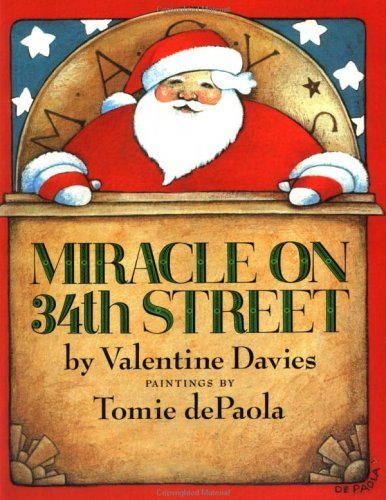 9780152545284: Miracle on 34th Street