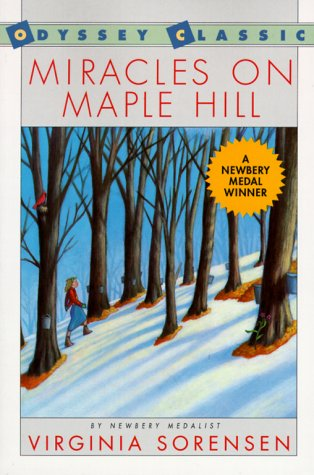 9780152545611: Miracles on Maple Hill (Odyssey Classic)