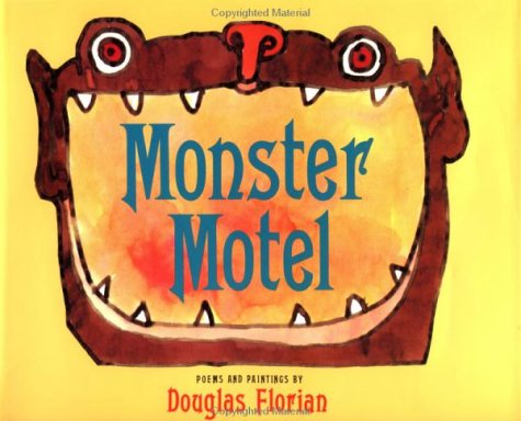 9780152553203: Monster Motel