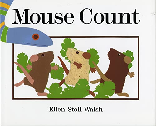 9780152560232: Mouse Count