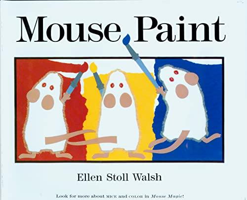 9780152560256: Mouse Paint