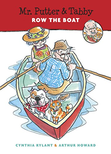 9780152562571: Mr. Putter & Tabby Row the Boat
