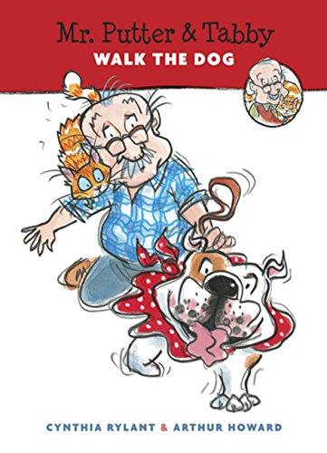 9780152562595: Mr. Putter & Tabby Walk the Dog