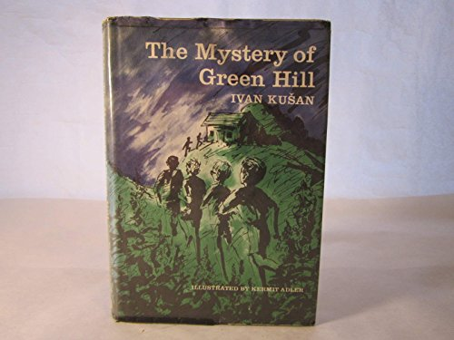 9780152566098: Mystery of Green Hill