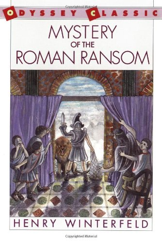9780152566142: Mystery of the Roman Ransom