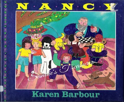 Nancy (0152566759) by Karen Barbour