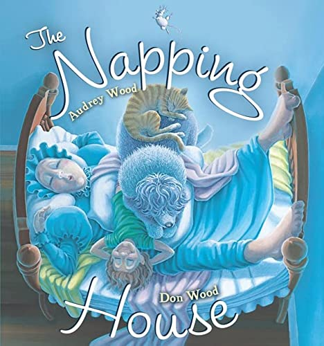 9780152567118: The Napping House