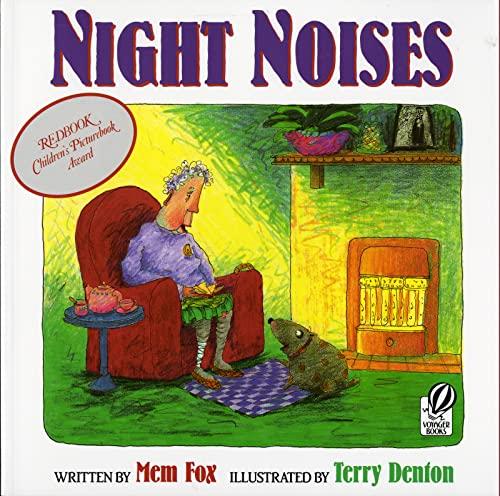 Night Noises (Voyager Book): Fox, Mem; Denton, Terry