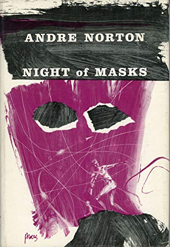 9780152574352: Night of Masks