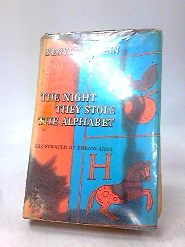 9780152574406: The night they stole the alphabet