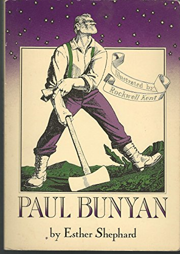 9780152597559: Paul Bunyan (A Voyager/HBJ book)