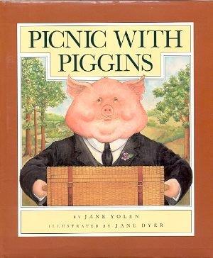 9780152615345: Picnic With Piggins