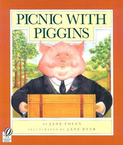 9780152615352: Picnic with Piggins