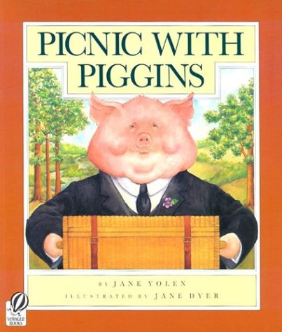 9780152615352: Picnic with Piggins