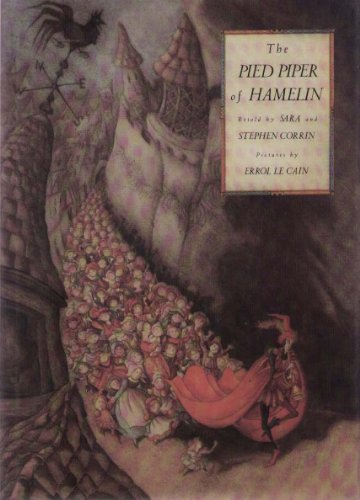 9780152615963: The Pied Piper of Hamelin