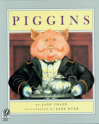 9780152616861: Piggins