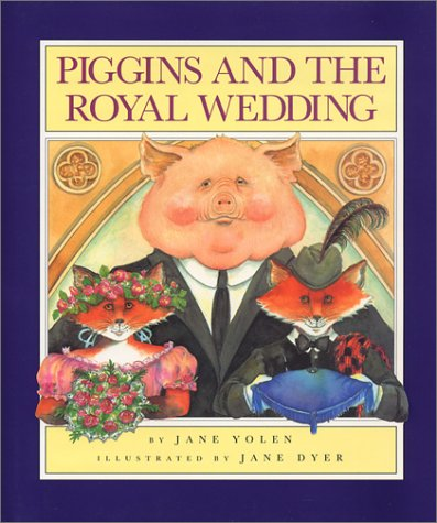 9780152616878: Piggins and the Royal Wedding