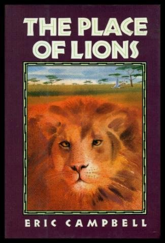 9780152624088: The Place of Lions