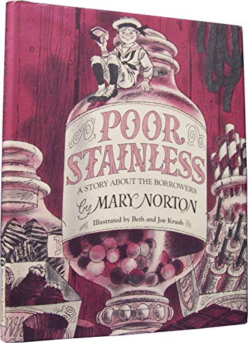 9780152632212: Poor Stainless: A New Story About the Borrowers