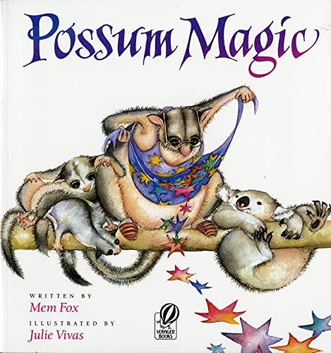 9780152632243: Possum Magic (Voyager Books)