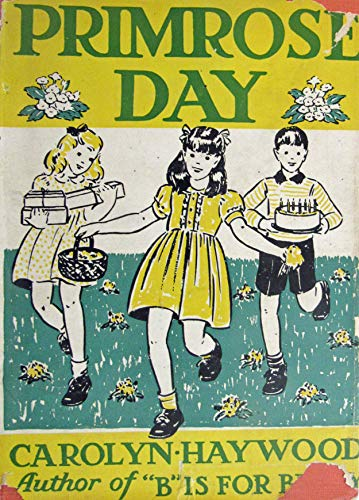 9780152635084: Primrose Day