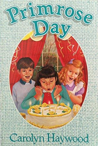 9780152635107: Primrose Day (A Voyager/HBJ book)