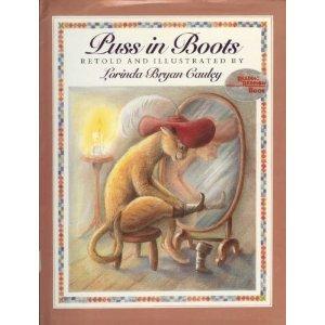 Puss in Boots: Cauley, Lorinda Bryan,