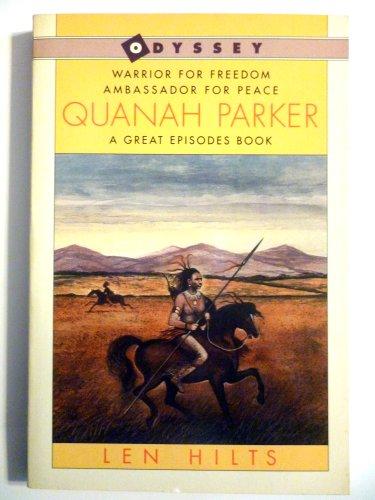 9780152644475: Quanah Parker: Warrior for Freedom, Ambassador for Peace