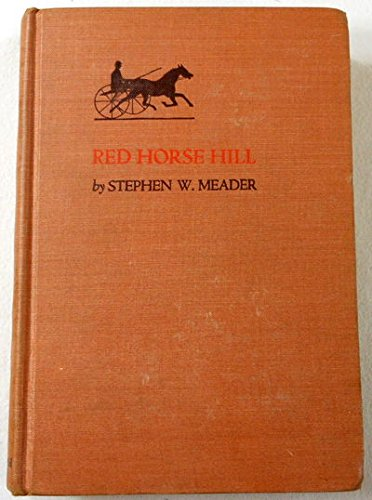 9780152661939: Red Horse Hill