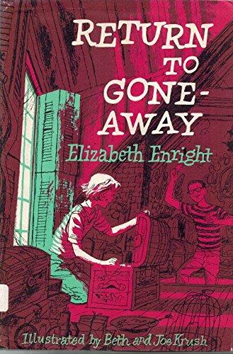 9780152663728: Return to Gone-Away