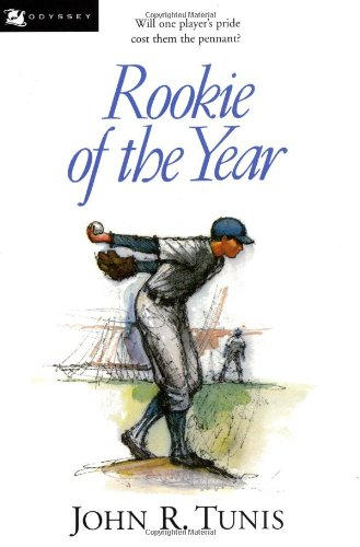 Rookie of the Year (Odyssey Classic): Tunis, John R.