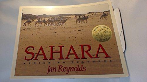 9780152699581: Sahara: Vanishing Cultures