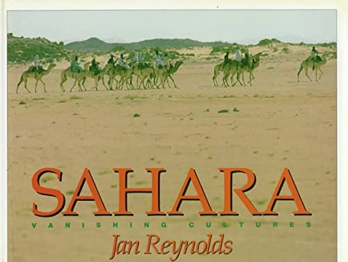 9780152699598: Sahara (Vanishing Cultures)