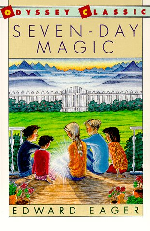 9780152729165: Seven-Day Magic (Odyssey Classic)