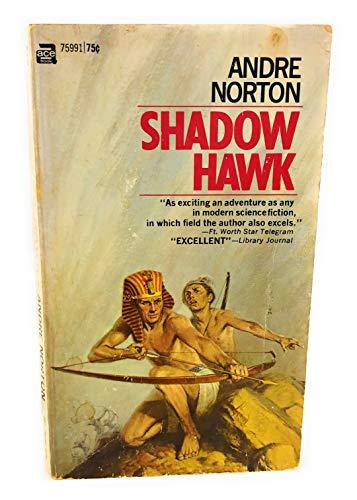 9780152731700: Shadow Hawk