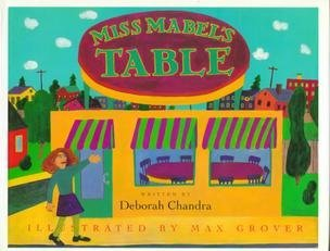 9780152767129: Miss Mabel's Table