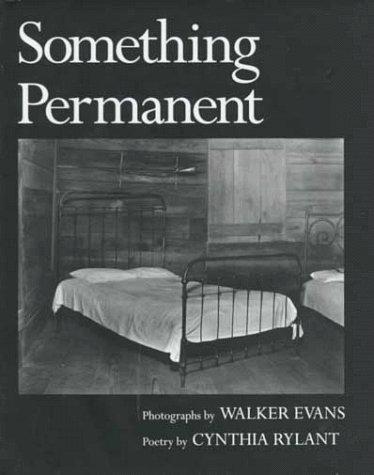 Something Permanent: Rylant, Cynthia