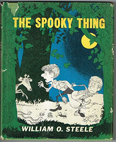 9780152779955: The Spooky Thing