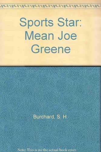 9780152780104: Sports Star: Mean Joe Greene