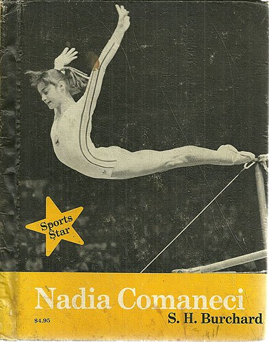 9780152780135: Sports: Star Nadia Comaneci