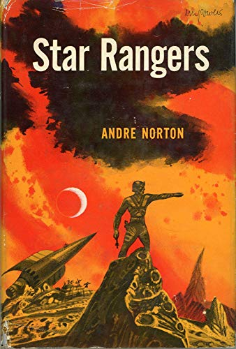 9780152794262: Star Rangers [By] Andre Norton