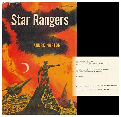 9780152794262: Star Rangers