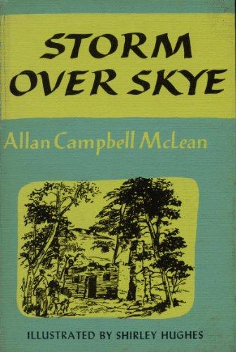 9780152806798: Storm Over Skye