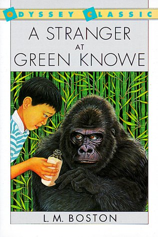 9780152817558: A Stranger at Green Knowe (Odyssey Classic)