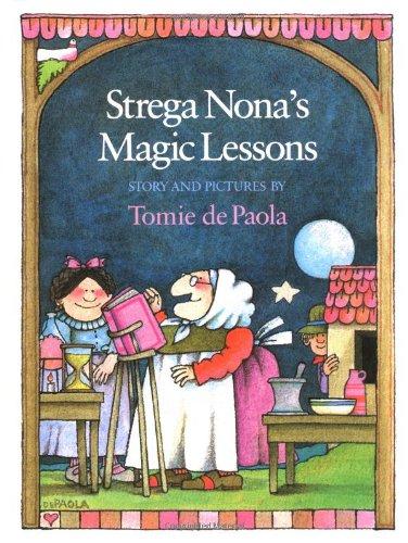 9780152817855: Strega Nona's Magic Lessons