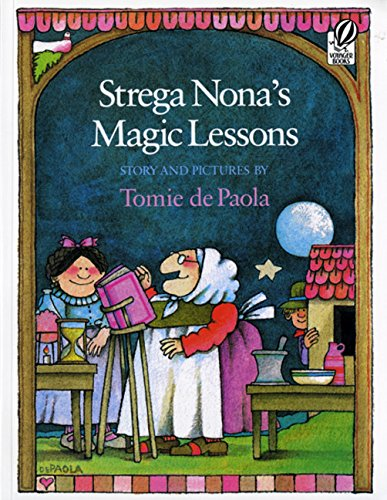 9780152817862: Strega Nona's Magic Lessons